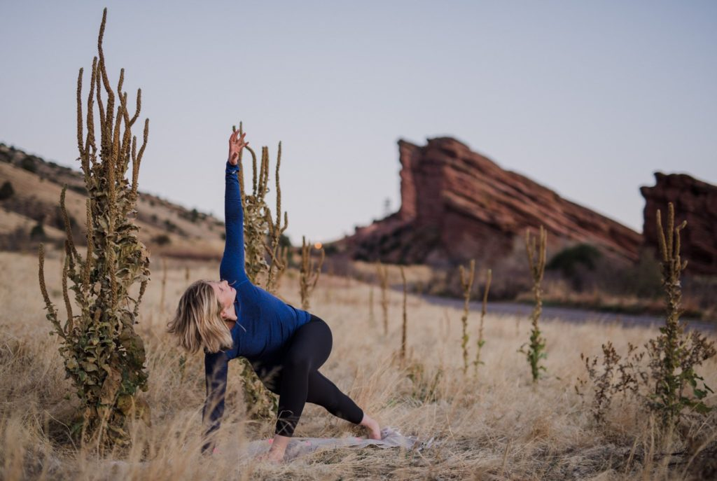 40f79b9cf826 What I want to teach others (through yoga) is to… Heal and Connect.