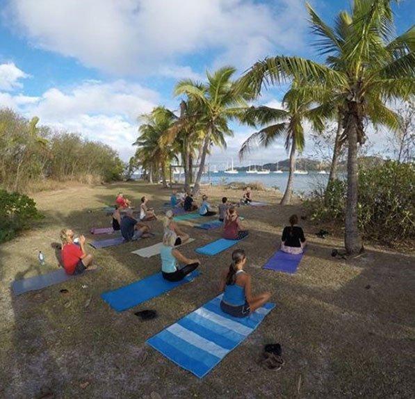 Teaching Yoga to Beginners.