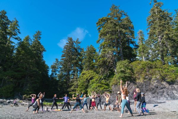 Yogic By Nature Philosophy and Meditation Immersion in BC