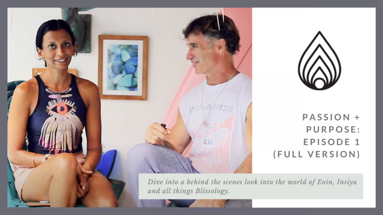 PASSION + PURPOSE: Behind the scenes look into the world of Blissology.