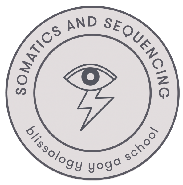 somatics and creative sequencing Blissology Yoga
