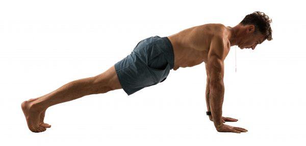 Plank Pose Eoin Finn
