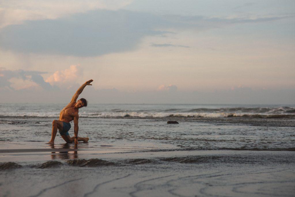 Low Lunge Bali Beach